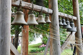 Old church bells — Stock Photo