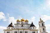 Catedral del kremlin dmitrov, rusia — Foto de Stock