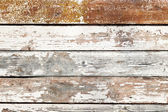 Old shabby wooden planking — Stock Photo