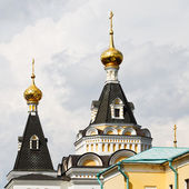 Elizabethan church in Dmitrov Kremlin, Russia — Stock Photo