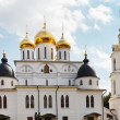 Cathedral of Dmitrov Kremlin, Russia — Stock Photo #30455939