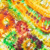 Abstract pattern of cold painted batik — Stock Photo