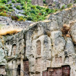Medieval geghard monastery in Armenia — Stock Photo