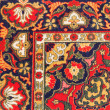 Ornament of Central Asian carpet — Stock Photo #32915279