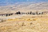 Zorats Karer - megalithic monument in Armenia — Stock Photo