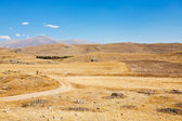 Mountail plateau landscape in Armenia — Stock Photo