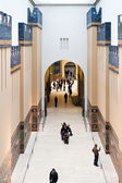 Ishtar Processional Way Hall of Pergamon Museum — Stock Photo