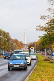 Klingelhoferstrasse in Berlin — Stock Photo