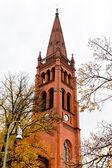 Twelve Apostles Church in Berlin — Stock Photo