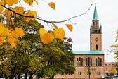 St.Matthauskirche (Saint Matthew Church) in Berlin — Stock Photo