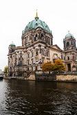 Berliner dom - de kathedraal van Berlijn — Stockfoto