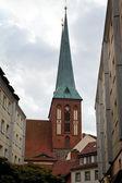 Nikolaikirche in Berlin — ストック写真