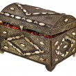 Stock Photo: Ancient treasure chest