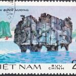 Постер, плакат: View of Ha Long bay Vietnam