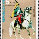 Постер, плакат: Hussar officer of French Republic