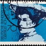 ������, ������: Baroness Gertrud von Le Fort German writer