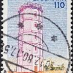 The white Lighthouse in Skagen — Stock Photo #39468651