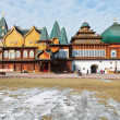 Stock Photo: Great Wooden Palace in Kolomenskoe, Moscow