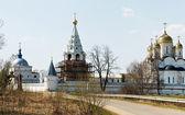 Luzhetsky Monastery in Mozhaysk, Russia — Stock Photo