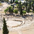 Theatre of Dionysus on Acropolis Hill, Athens — Stock Photo #50349201