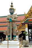Thotsakhirithon, giant demon (Yaksha), Bangkok — Stock Photo