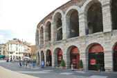 Verona Arena - Roman amphitheatre in Verona, Italy — Stock Photo