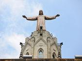 Igreja expiatório do sagrado coração de jesus — Foto Stock