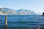 View of Lake Garda, Italy — Foto Stock
