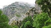High mountains in national park Picos de Europa — Stock Photo