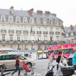 Постер, плакат: Square Place Saint Pierre in Nantes France