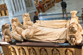 Tomb of Francis II, Duke of Brittany, Nantes — Stock Photo