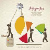Infográficos — Vetorial Stock