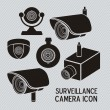 Security Camera - Imagen vectorial