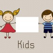 Kids icons — Stock Vector #15800005