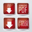 Download ebook — Stock Vector #16323047