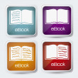 Download ebook — Stock Vector #16323091
