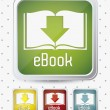 download ebook — Stock Vector #16323095