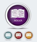 Download ebook — Vector de stock
