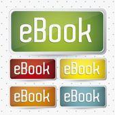 Baixar ebook — Vetor de Stock