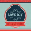 Valentine's Day — Stock Vector #18693277