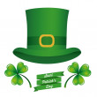Saint Patrick&#039;s Day - Stock Vector