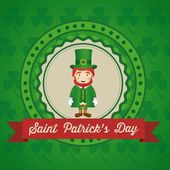 Saint Patrick's Day — Stockvector