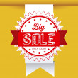 Big Sale Icons and Labels — Stock Vector #20103819