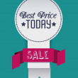 Big Sale Icons and Labels — Stock Vector #20103851
