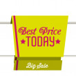 Big Sale Icons and Labels — Stock Vector #20119909