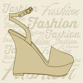 ícones da moda — Vetorial Stock