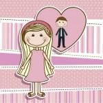 Illustration of love — Stock Vector #22815798
