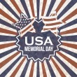 Patriotic background - Imagen vectorial