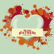 Royalty-Free Stock Vector Image: Father\'s day