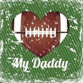 Father's day — Vecteur